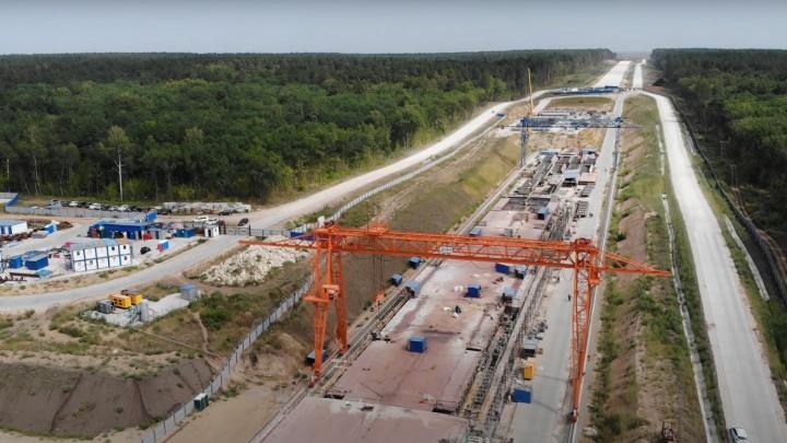 На месте строительства моста у Климовки нашли погребения II тысячелетия до нашей эры
