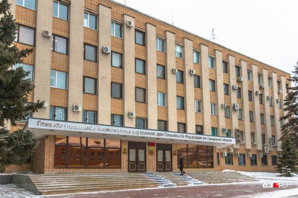 В ГУ МВД по Самарской области тоже проверят действия полицейского параллельно со следствием