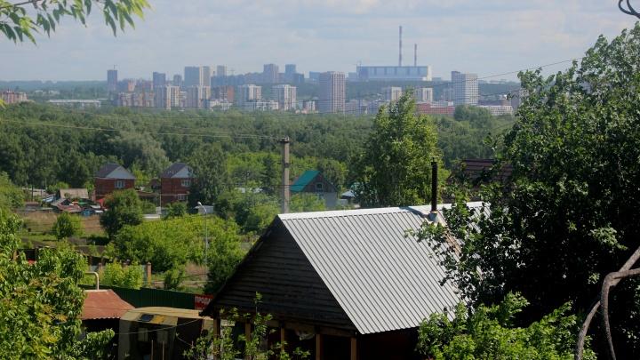 Как в центре Новосибирска осталось 200-летнее село — сюда ездили за секс-услугами, а австрийцы открыли солодовню