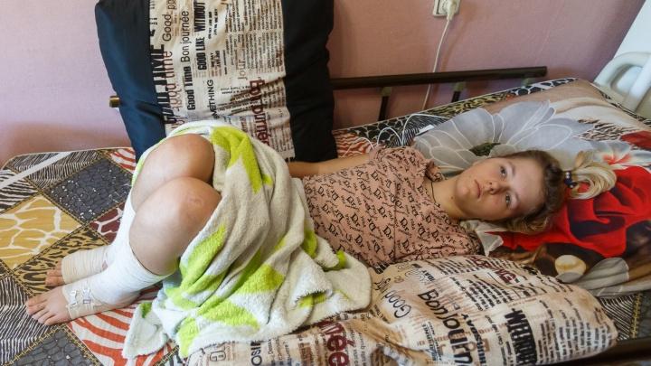Александр Бастрыкин взял на контроль дело 13-летней волгоградки, которую столкнули с балкона