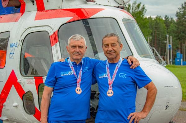 Больше всего побед одержал экипаж Петр Васильев — Виктор Дегтярь