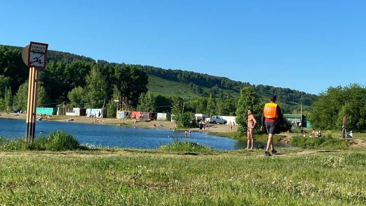 Из озера в Кемерово достали тело мужчины, но горожане продолжили отдыхать рядом: колонка психофизиолога