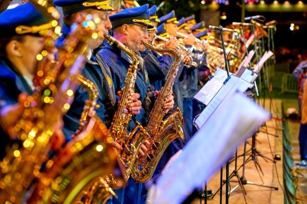 На фестивале выступят 300 музыкантов из разных городов