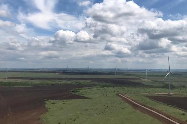 Подобные электростанции строят в Ростовской, Астраханской и Волгоградской областях