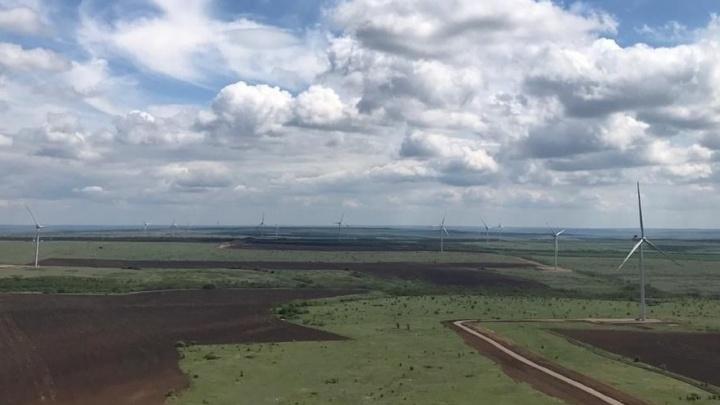 Появились подробности о строительстве ветряных электростанций в Самарской области