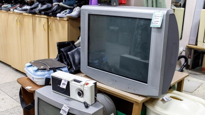 Вмешались силы природы: волгоградцам грозит массовое отключение телевизоров