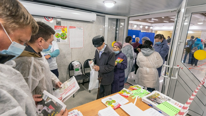 В Башкирии сообщили о нарушениях на выборах: реакция избиркома
