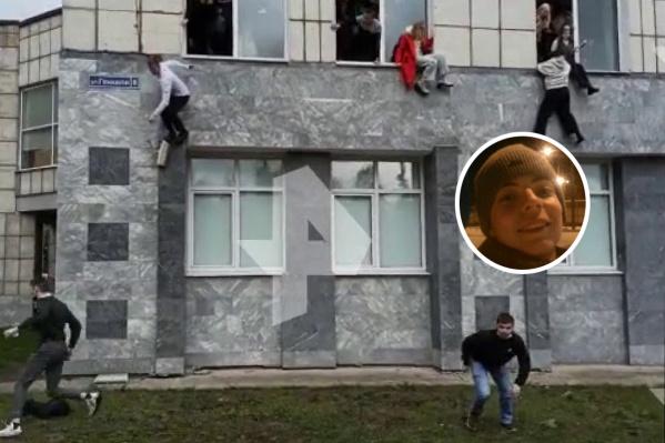Состояние Сергея стабилизировалось