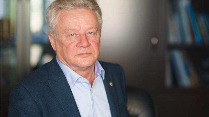 В Тюмени умер директор Западно-Сибирского института проблем геологии нефти и газа Аркадий Курчиков