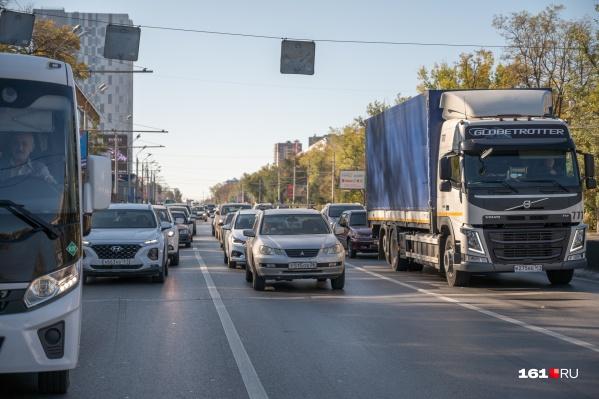 Причина — модернизация тепловой магистрали