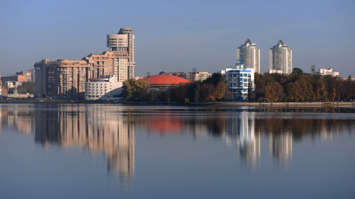 В Екатеринбурге предложили изменить границы конструктивистского стадиона «Динамо»
