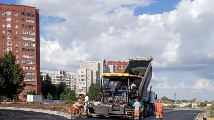 Стало известно, когда закончат ремонт улицы Офицерской