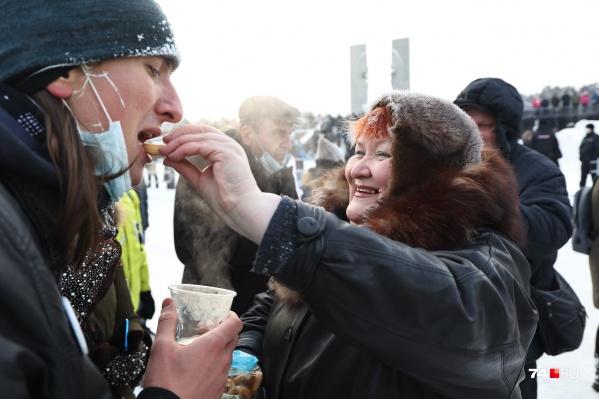 Александра задержали за видео с призывом пойти на вторую акцию протеста