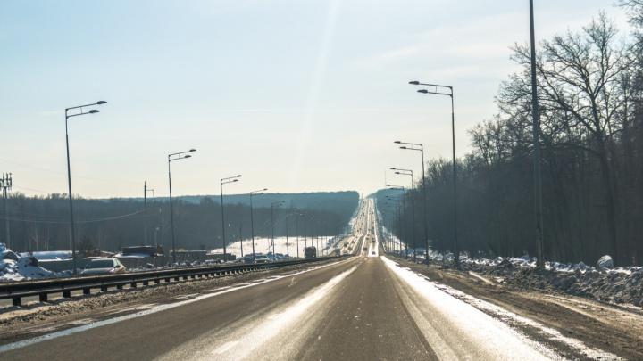 Власти Самары заморозили строительство дороги у Волжского шоссе