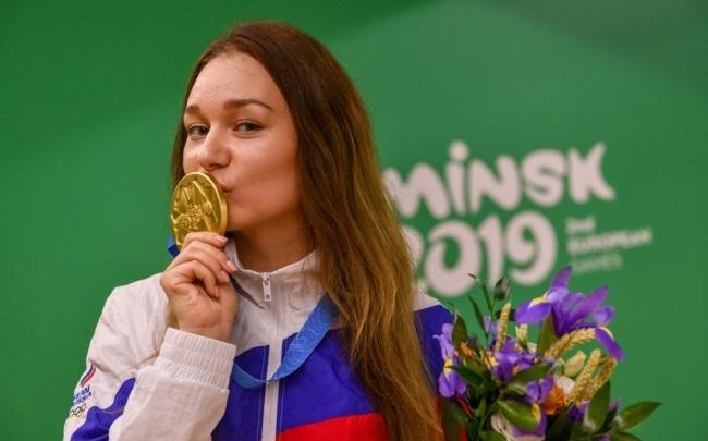 Спортсменка «Академии биатлона» взяла серебро на Олимпиаде в Токио
