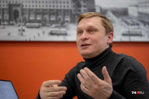 Павел Крутолапов — за перемены в городе, которые должны происходить не революционно, а органично