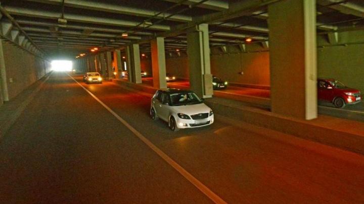 В Уфе в тоннеле по проспекту Салавата Юлаева ограничат движение транспорта
