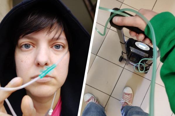 Вероника уже полтора года ждет операцию, которая должна подарить ей вторую жизнь