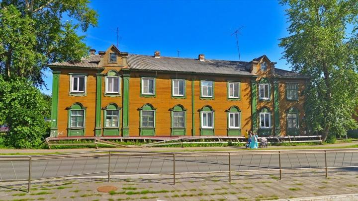 Очередной дом в Архангельске может сойти со свай. Прокуратура обратилась в суд с иском к чиновникам
