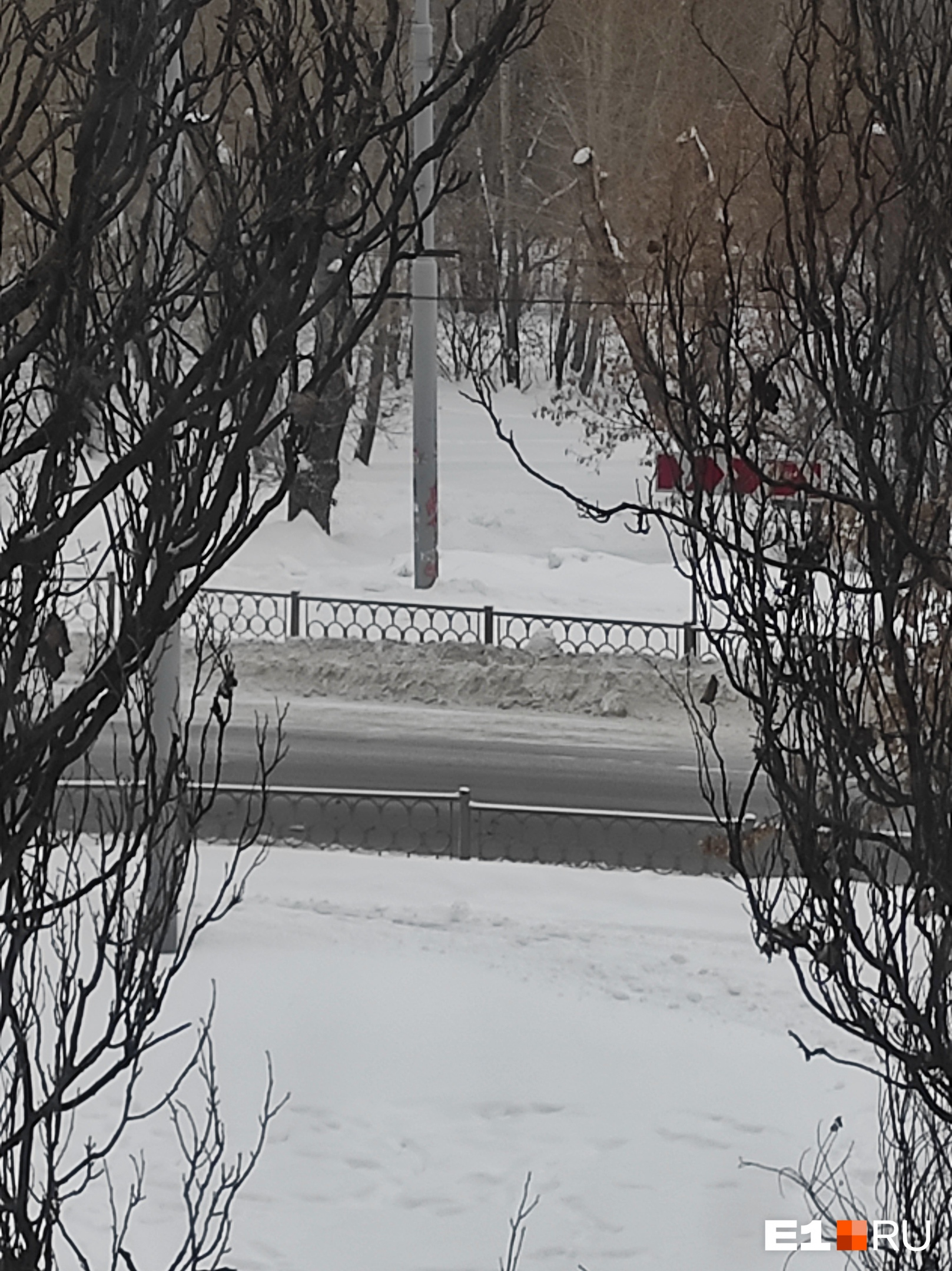 В районе метро «Динамо», говорят, вполне чисто