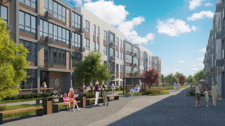 Жилой комплекс, в котором всё будет ОК: новый квартал OK!LAND вызвал интерес у жителей города