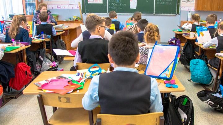 Введение дистанционки в самарских школах доверили муниципальным властям: сроки