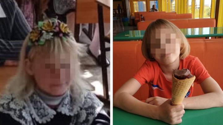 В Кузбассе пропали две десятилетние девочки. Они ушли в школу и не вернулись