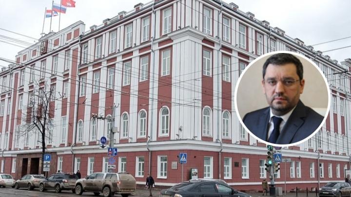 Мэр Перми назначил своим заместителем бизнесмена Эдуарда Хайруллина