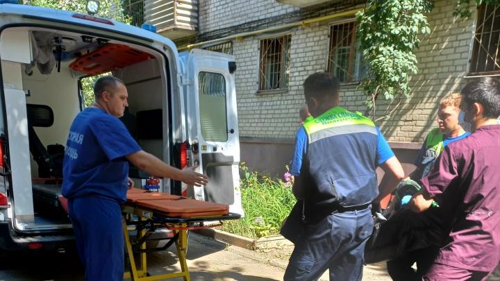 «Он 12 часов лежал на раскаленном балконе»: в Волгограде спасли умиравшего от жажды пожилого мужчину