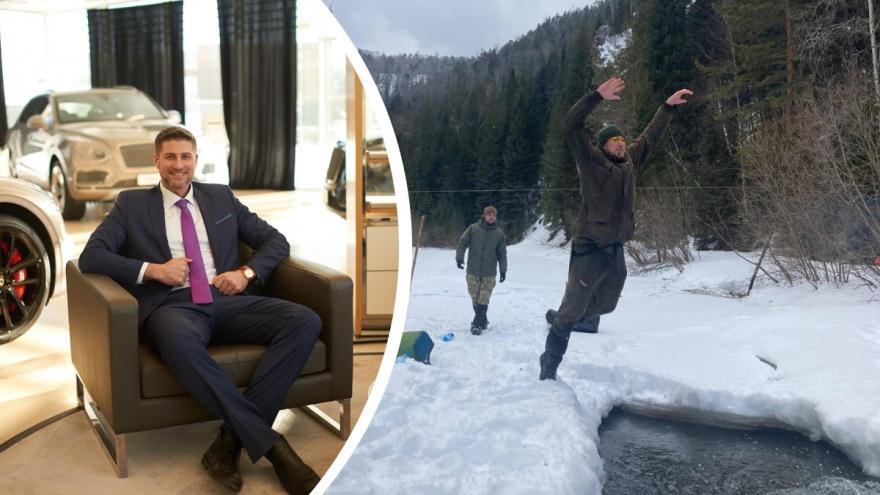«Все провалились под лед»: как директор турагентства прошел экстремальный курс выживания влесу подКрасноярском