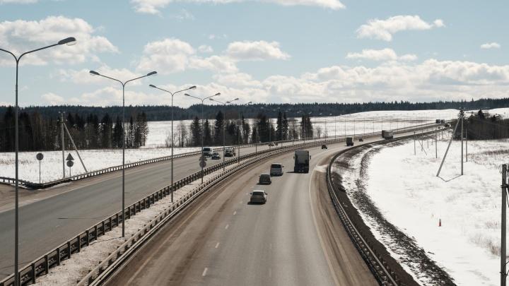 На двух дорогах в Пермском районе ограничат движение из-за следственного эксперимента