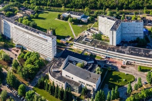 Медгородок — самая крупная больница в Тольятти