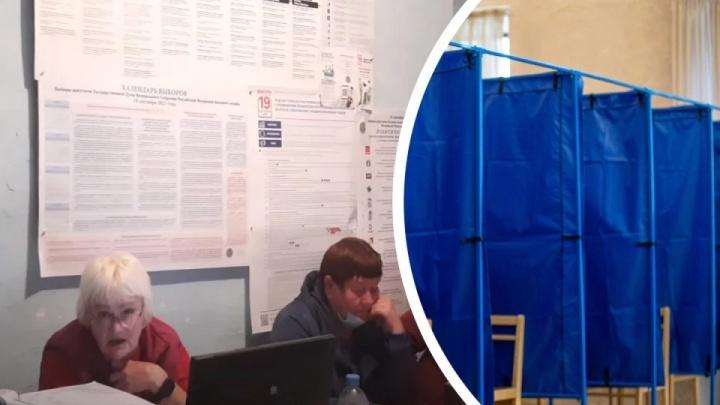 Проверкой аномально высокой явки на маленьком пункте голосования в Чулымском районе займется следком