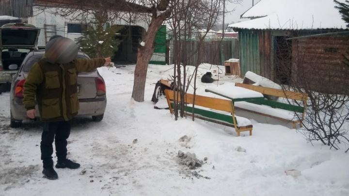 Мужчина из тюменского села похитил восьмиклассника и держал в своем доме из-за колонки