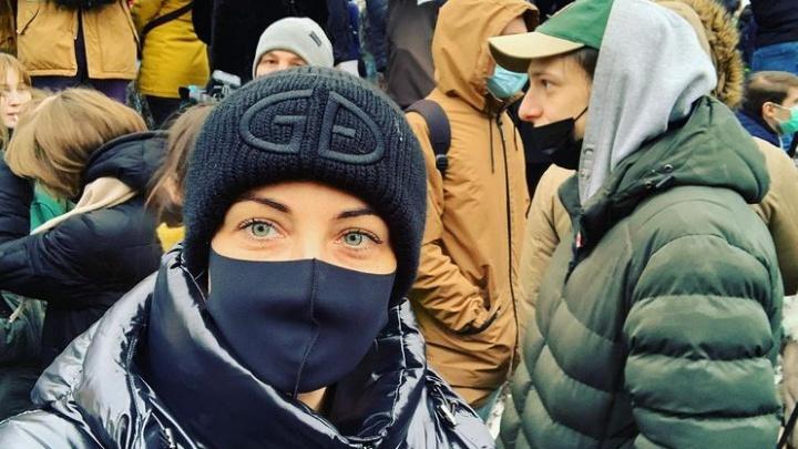 В Москве задержали Юлию Навальную