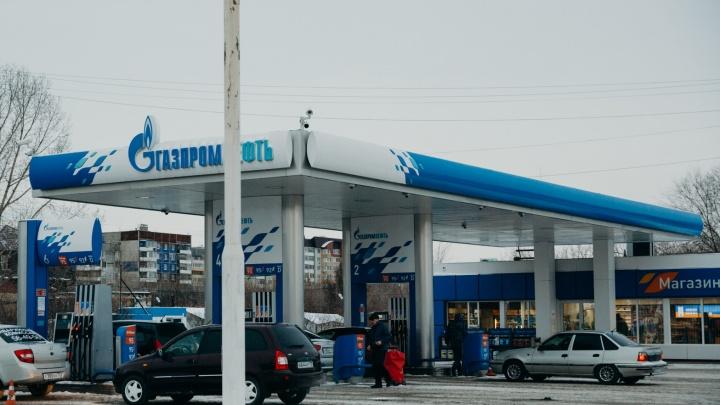 За поджог бензоколонки на тюменца возбудили уголовное дело