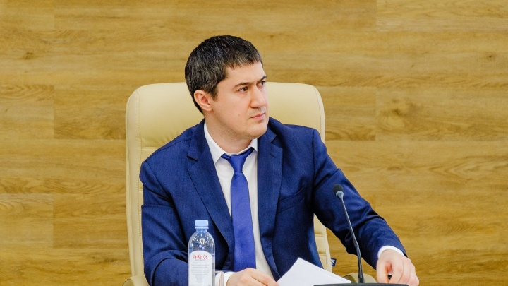Губернатор Прикамья Дмитрий Махонин: «Антипрививочники — просто эгоисты, которые ничего не понимают по жизни»