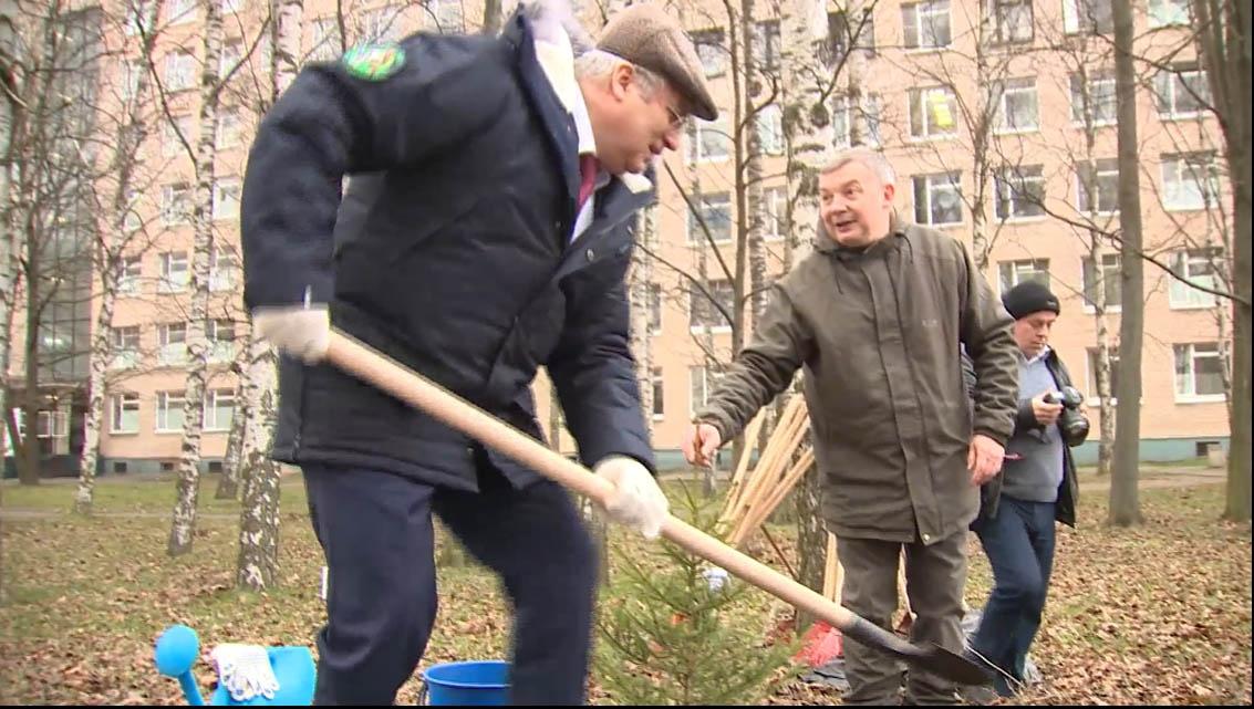 Олег Эргашев и Максим Кабанов