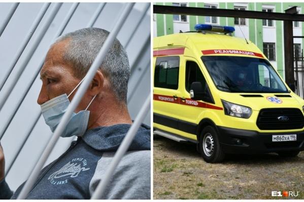 Девочка до сих пор находится в больнице. Стрелявший в нее Сергей Болков ждет суда