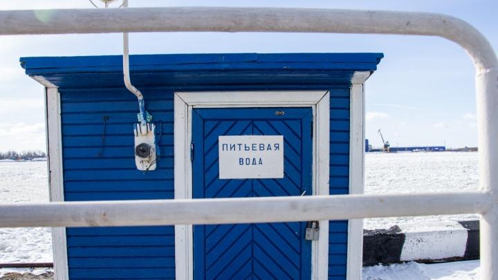 Питьевую воду в Архангельской области признали одной из худших в России