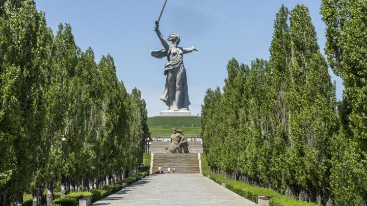 Администрация Волгоградской области созналась в желании застроить склон Мамаева кургана