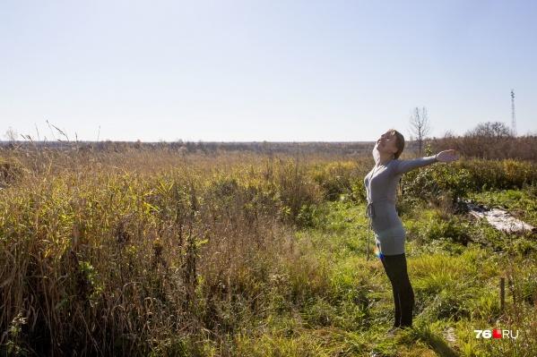 Ольга купила 15 гектаров в поле, чтобы высадить там фруктовый сад