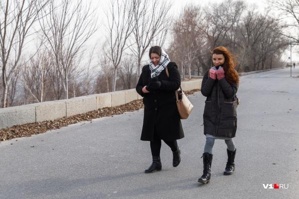В Волгоградской области ожидаются заморозки