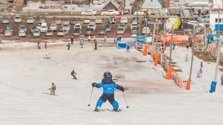 В горнолыжном центре «Губаха» добавятся 10 километров трасс, спортивные деревня и школа