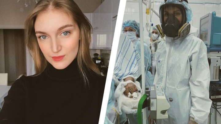 «Люди говорят, что заразились в магазине»: студентка медвуза рассказала о работе в «красной» зоне БСМП