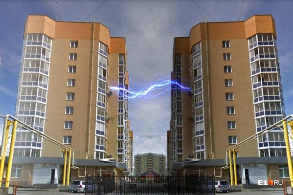 В здании планируется оборудовать только 2 подъезда и 126 квартир