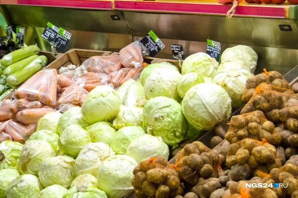 Цены на всем привычные корнеплоды в этом году бьют все рекорды