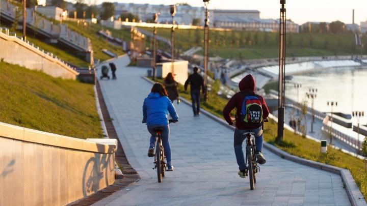 В Тюмени из-за велопарада перекроют центр города. Схема объезда
