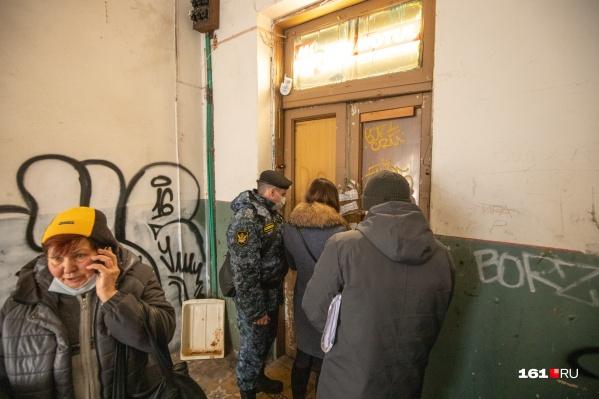 Загребаеву смогли выселить только в феврале этого года