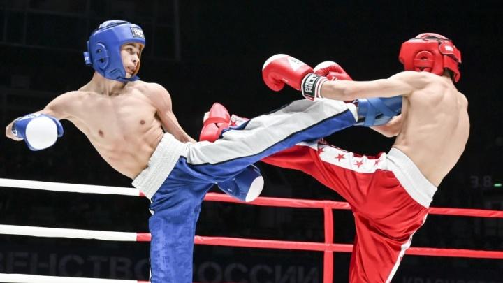 Во время турнира «Битва на Енисее» красноярцам представят зрелищные поединки по боевым искусствам